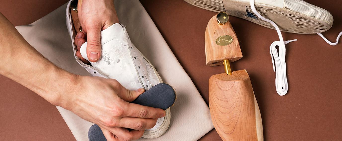 Skopleieveiledningen - slik tar du vare på dine sneakers