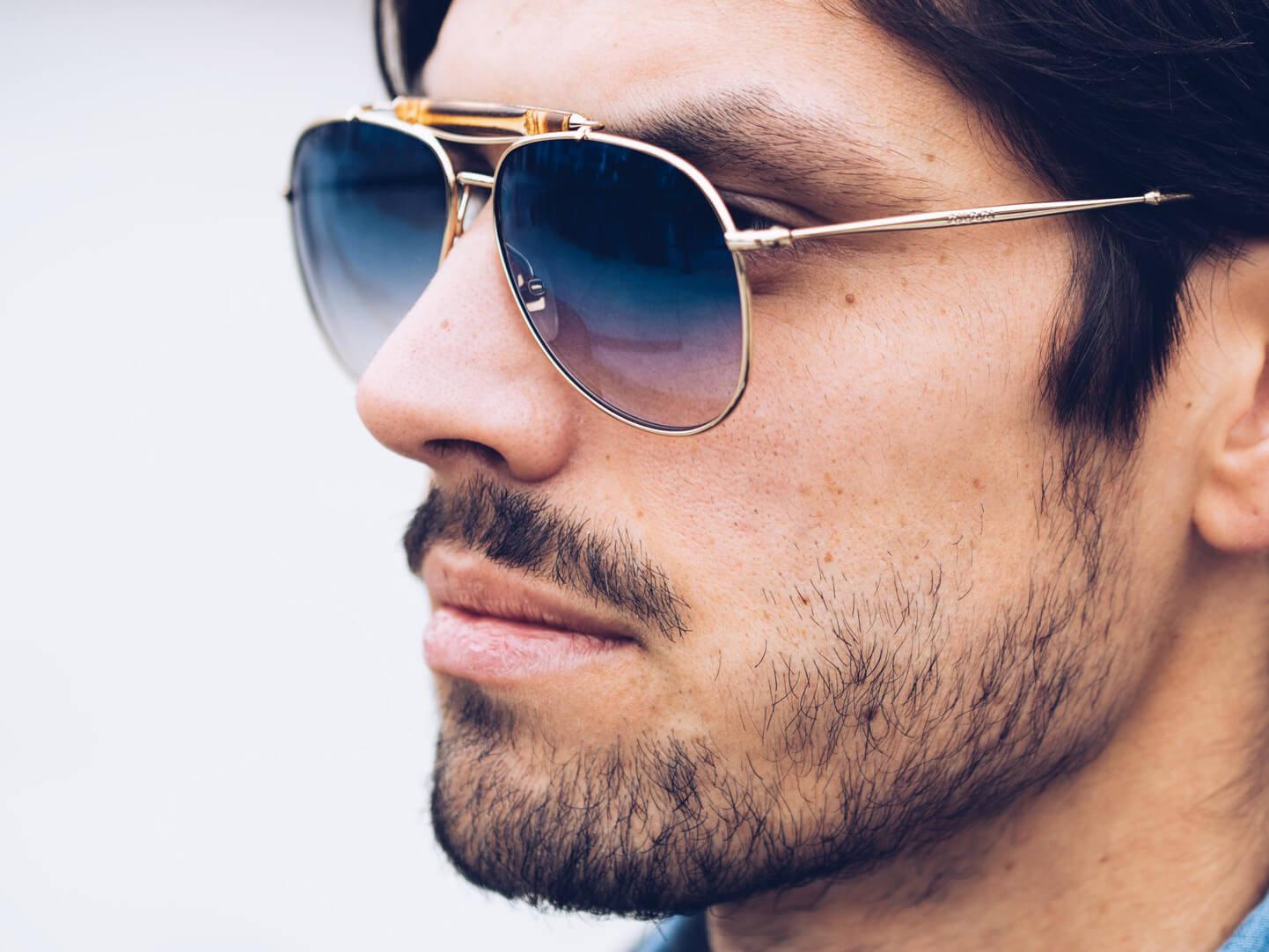 6 tips for pleie av solbriller