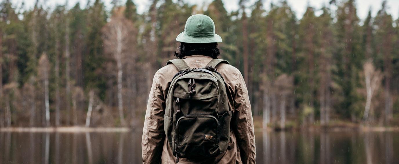 Att klä sig för naturen utan att tappa stilkänslan