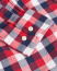 Tommy Hilfiger Multi Gingham Twill New York Fit Shirt Apple Red/Navy
