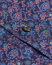 Eton Slim Fit Green Ribbon Poplin Flower Shirt Blue/Purple
