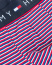 Tommy Hilfiger Cotton Flex  Striped Trunk Tango Red