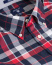 GANT Tech Prep Check Dobby Regular Fit Shirt Clear Red