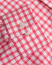 Eton Slim Fit Signature Twill Check Shirt Red