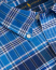 Polo Ralph Lauren Slim Fit Oxford Check Shirt Jewel Blue
