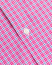 Polo Ralph Lauren Core Fit Stretch Poplin Check Shirt Cherry/Jewel Blue