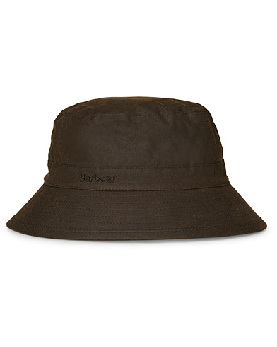 Barbour Lifestyle Wax Sports Hat Olive i gruppen Accessoarer / Hattar & kepsar / Hattar hos Care of Carl (10046511r)