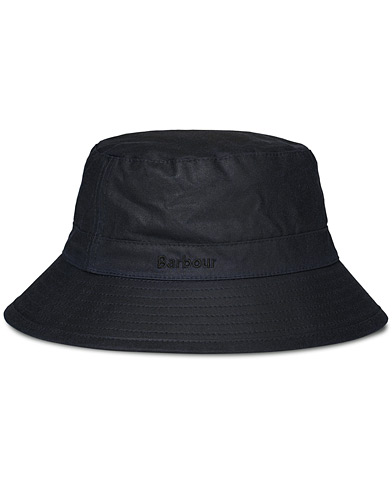 Barbour Lifestyle Wax Sports Hat Navy i gruppen Accessoarer / Hattar & kepsar / Hattar hos Care of Carl (10046611r)