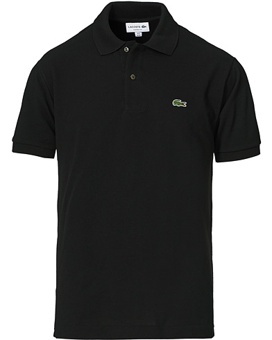 Lacoste Original Polo Piké Black i gruppen Kläder / Pikéer hos Care of Carl (10298611r)