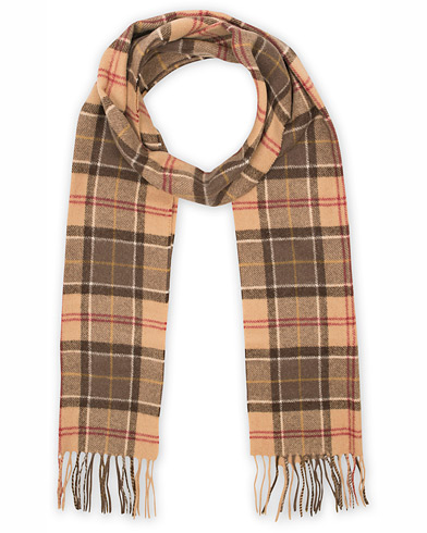 Barbour Lifestyle Tartan Lambswool Scarf Muted i gruppen Accessoarer / Halsdukar hos Care of Carl (10535310)