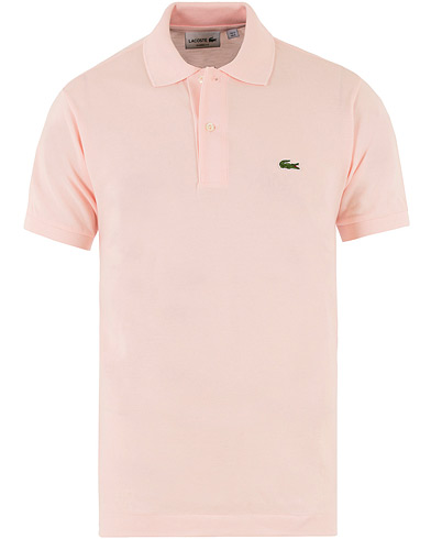 Lacoste Original Polo Piké Flamingo i gruppen Kläder / Pikéer hos Care of Carl (10666511r)