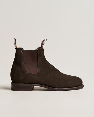 Stiltips: Att matcha skor och byxor  