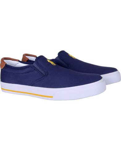 Polo Ralph Lauren Vaughn Slip On Sneaker Navy US13EU46