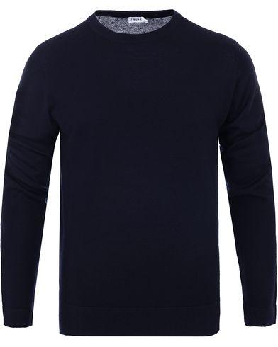 Filippa K Fine Merino R-Neck Pullover Navy