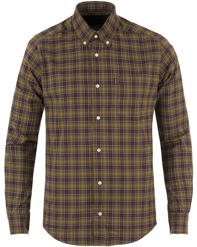 Barbour Lifestyle Malcolm Tailord Fit Shirt Classic Tartan i gruppen Kläder / Skjortor / Casual / Casualskjortor hos Care of Carl (11501811r)