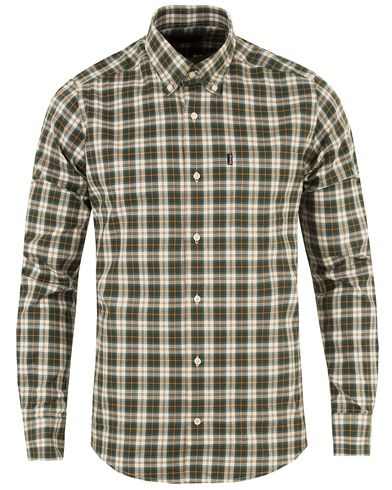 Barbour Lifestyle Malcolm Tailord Fit Shirt Ancient i gruppen Kläder / Skjortor / Casual / Casual skjortor hos Care of Carl (11502011r)