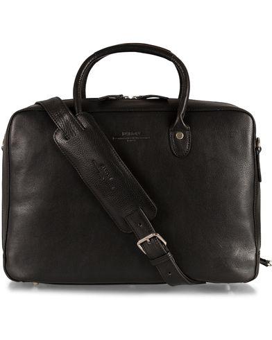 Baron Computer Tote Black Leather i gruppen Accessoarer   Väskor    Portföljer hos Care of Carl d4bad7d13d1ce