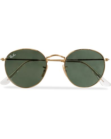 Ray-Ban RB3447 Metal Sunglasses Arista/Crystal Green i gruppen Accessoarer / Solglasögon hos Care of Carl (11949710)