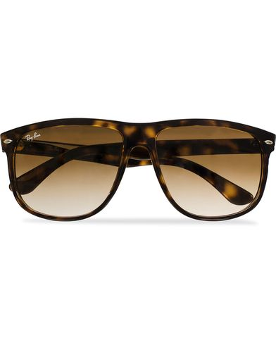 Ray-Ban RB4147 Sunglasses Light Havana/Crystal Brown Gradient  i gruppen Accessoarer / Solglasögon / D-formade solglasögon hos Care of Carl (11950010)