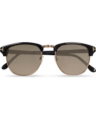 Tom Ford Henry FT0248 Sunglasses Black/Grey i gruppen Accessoarer / Solglasögon / D-formade solglasögon hos Care of Carl (11954910)
