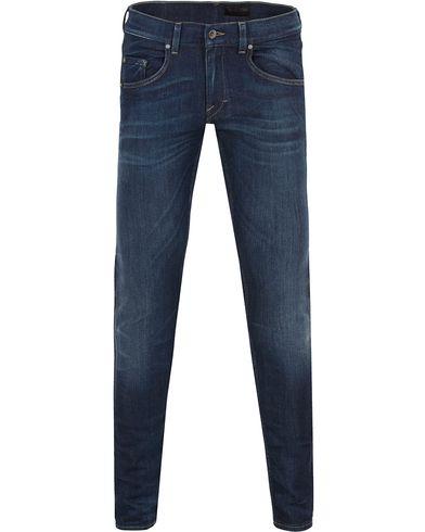 Tiger of Sweden Jeans Slim Base Dark Blue Washed