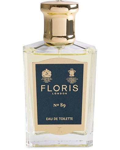Floris London No.89 Fragrance Eau de Toilette 50ml   i gruppen Accessoarer / Parfymer hos Care of Carl (13341610)
