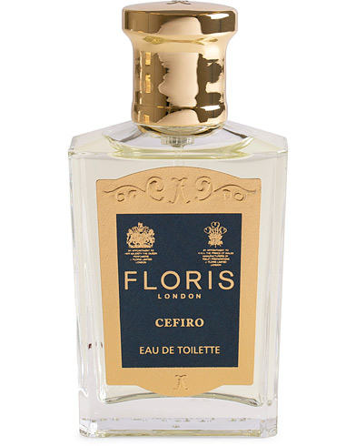 Floris London Cefiro Eau de Toilette 50ml   i gruppen Accessoarer / Parfymer hos Care of Carl (13341810)
