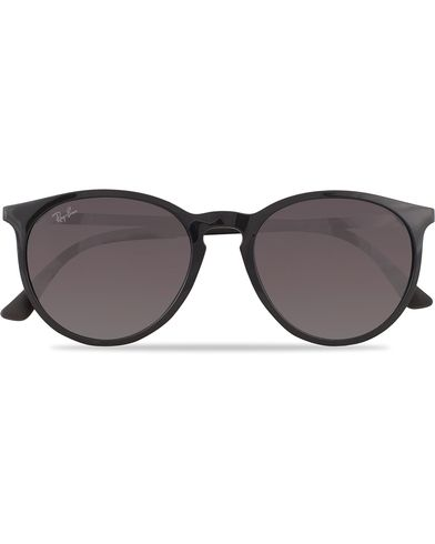 Ray-Ban 0RB4274 Round Sunglasses Black  i gruppen Accessoarer / Solglasögon / Runda solglasögon hos Care of Carl (13461110)