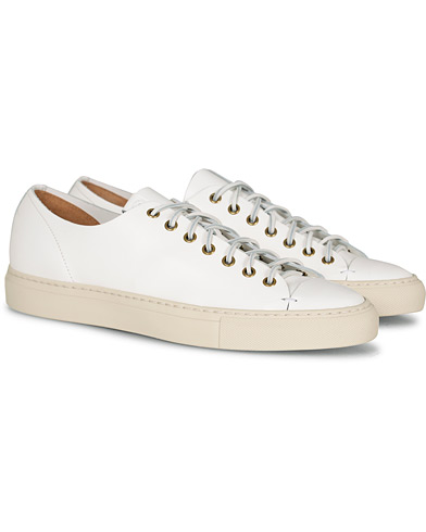 Buttero Sneaker White Calf i gruppen Skor / Sneakers / Låga sneakers hos Care of Carl (13692111r)