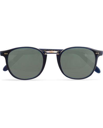 Cutler and Gross 1007 Sunglasses Navy