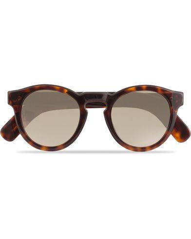 Cutler and Gross 1083 Sunglasses Dark Turtle