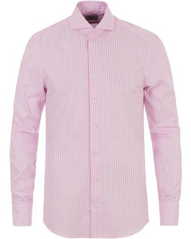 b3b341411e0 af klercker jb shirt pink stripe finns på PricePi.com.