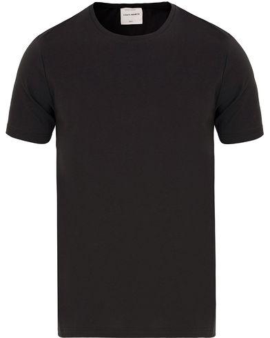 Reebok Vector Large Logo T Shirt In Black AZ9526