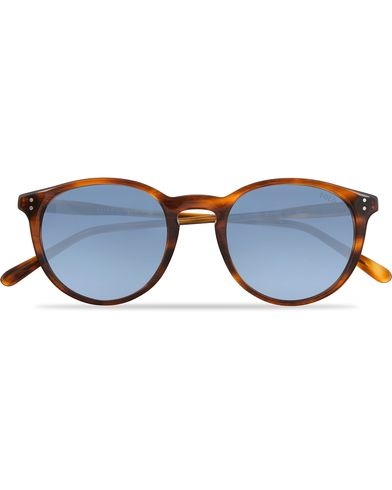 Ralph Lauren Eyewear 0PH4110 Sunglasses Stripped Havana  i gruppen Accessoarer / Solglasögon / Runda solglasögon hos Care of Carl (13829410)