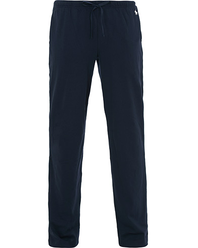 Polo Ralph Lauren Jersey Cotton Sleep Pants Cruise Navy i gruppen Kläder / Byxor / Mjukisbyxor hos Care of Carl (14318711r)