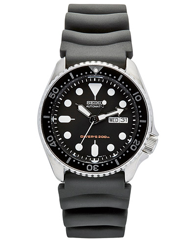 Seiko Automatic 43mm 200m Divers XL   i gruppen Accessoarer / Klockor hos Care of Carl (14392010)