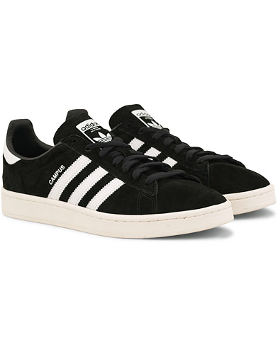 adidas Originals Campus Nubuck Sneaker Black i gruppen Skor / Sneakers / Låga sneakers hos Care of Carl (14526711r)