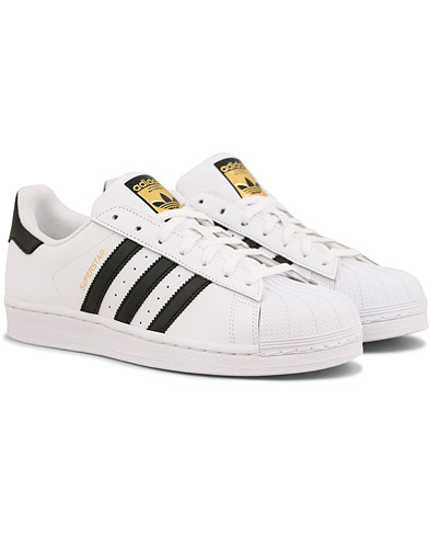 adidas Originals Superstar Leather Sneaker White i gruppen Skor / Sneakers / Låga sneakers hos Care of Carl (14528111r)