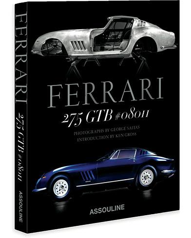 Assouline Ferrari 275 GTB #08011 Book