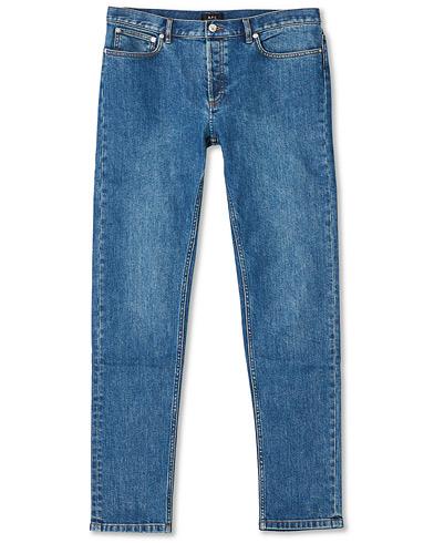 A.P.C. Petit New Standard Stretch Jeans Medium Indigo