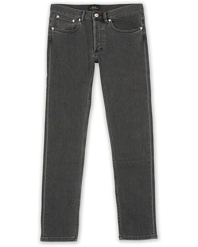 A.P.C. Petit New Standard Stretch Jeans Grey