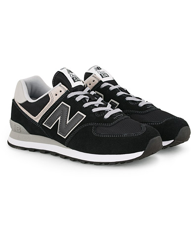 New Balance 574 Sneaker Black i gruppen Skor / Sneakers / Running sneakers hos Care of Carl (14771611r)