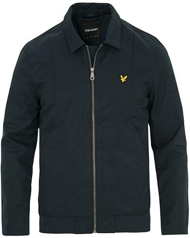 14842711r JK807V. lyle & scott jacket dark navy