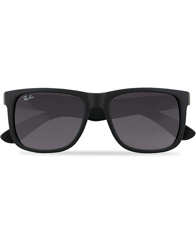 Ray-Ban 0RB4165 Sunglasses Black  i gruppen Accessoarer / Solglasögon / D-formade solglasögon hos Care of Carl (14848210)