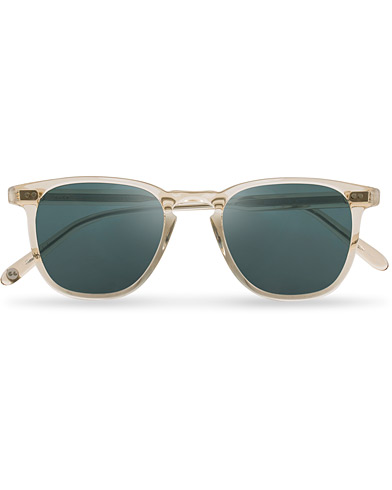 Garrett Leight Brooks 47 Sunglasses Blue Smoke  i gruppen Accessoarer / Solglasögon / D-formade solglasögon hos Care of Carl (14859610)