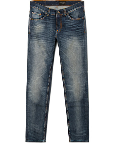 Tiger of Sweden Jeans Evolve Pendulum Jeans Mid Blue i gruppen Kläder / Jeans / Smala jeans hos Care of Carl (14861011r)