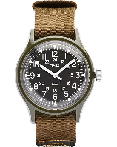 Timex Camper MK1 Green/Black Dial