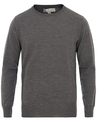 4c0abe1fe01 gant fine merino wool crew grey melange stickat på finns på PricePi ...