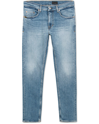 Tiger of Sweden Jeans Pistolero Guru Stretch Jeans Light Blue i gruppen Kläder / Jeans / Avsmalnande jeans hos Care of Carl (15080111r)