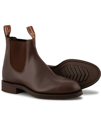 R.M.Williams Gardener G Boot Rum Yearling i gruppen Skor / Kängor / Chelsea boots hos Care of Carl (15141011r)
